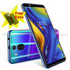 """S10 5.5"""" 2 SIM Quad Core 16GB Android 8.1 Smartphone Cheap Cell Phones XGODY"""