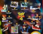 2019 McDONALD'S DISNEY TOY STORY 4 HAPPY MEAL TOYS! PICK YOUR FAVORITE SHIPPING