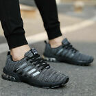 Sneakers Mens Zoom Casual Jogging Breathable Gym Running Walking Athletic Shoes