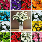 72 pcs Silk RANUNCULUS Flowers for Wedding Arrangements - 4 bushes