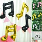 Music Notes Mylar Foil Balloons Party Wedding Event Decorations Supplies Sale