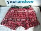 NEW Duluth Trading Co Buck Naked Performance Boxers RED S M L XL + free shipping