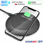 Universal Double QI Wireless Charger Pad Mat For iPhone Samsung LG Google Nexus