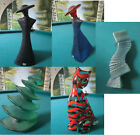 KJELL ENGMAN KOSTA BODA FIGURINES CATWALK WOMAN, RED CAT, TREE ,THE BAND PICK 1