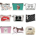 Beauty Women Travel Toiletry Make Up Makeup Case Cosmetic Bag Organizer Pouch@