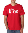 THE KINKS T-Shirt Vintage Retro Music 60s 70s 80s Rock Band Ray Davies S-6XL Tee