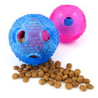 Cute Chew Teether Food Leakage Dispense Ball Pet Cat Dog Interactive Toy Supply