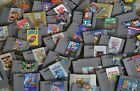 Refurbished Nintendo NES Games - Multiple Choice - CLEAN MINT TESTED POLISHED