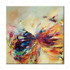 hand painted oil painting abstract Abstract animal butterfly oil painting