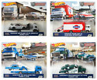 Kyпить AUSWAHL: Mattel FLF56 - Hot Wheels Premium Car Team Transport - LKW mit Auto на еВаy.соm