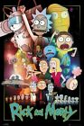 Rick and Morty Poster Wars 61x91.5cm