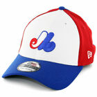 "New Era Montreal Expos Cap Cooperstown ""Team Classic"" Hat (RB/RD/WH/RB) Cap"