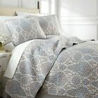 Boho Paisley Reversible Lightweight Quilt Sets image