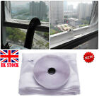 White 3/4/5M Universal Window Seal for Portable Air Conditioner And Tumble Dryer