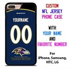 BALTIMORE RAVENS JERSEY NFL Custom Phone Case Cover for iPhone Samsung Galaxy $12.72 USD on eBay