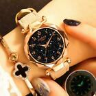 Fashion Women Watches 2019 Best Sell Star Sky Dial Clock Luxury Rose Gold