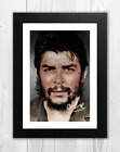 Che Guevara colorization by Jecinci A4 signed poster choice of frame