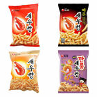 [NONGSHIM] Shrimp Cracker 4Types Korean Style Snack Free Shipping
