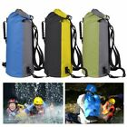 Waterproof IPX7 Dry Bag Sack Backpack Hiking Rafting Boating Kayaking Canoeing