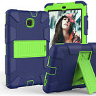 For Samsung Galaxy Tab A 8.0 2018 SM-T387 Hybrid Shockproof Impact Case Cover