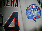Brand New! Miguel Cabrera Detroit Tigers #24 Majestic 2patches sewn Jersey GREY on Ebay