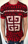 Givenchy T-Shirt Regular Fit Red Color