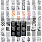 DIY Silicone Clear Rubber Stamps Seal Embossing Folders Scrapbooking Christmas