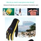 1.5mm Cold-proof Gloves SpearFishing FreeDiving Snorkeling Diving Gloves Surfing