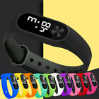 Child Boy Girl LED Sport Electronic Digital Wristwatch Watch For Kids Gift Chic image