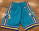 New Orleans Hornets Mitchell & Ness NBA Swingman Shorts on eBay