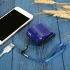 Emergency Power Usb Hand Crank Sos Phone Charger Camping Backpack/survival F0p1