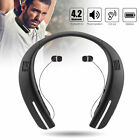 Wireless BT Headset Stereo Neckband Sport Earphone For iPhone Samsung US