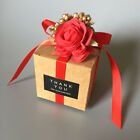 Kraft Paper Box Party Wedding Favors Packing Plastic Box Hot sales High quality