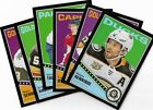 2019-20 O-pee-chee OPC hockey Retro Black Border Parallel /100 Rookies + Vets $4.99 CAD on eBay