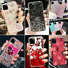iPhone 11 Pro Max 8 7 XR XS MAX Bling Glitter Case Quicksand Back Cover for Girl