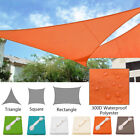 Kyпить Waterproof Sun Shade Sail Patio Pool Top Cover Canopy 300D UV Outdoor Awnings на еВаy.соm