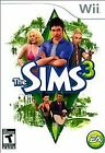 The Sims 3 (Nintendo Wii, 2010) Complete with case and manual ~ Free Ship