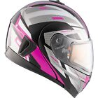 CKX Warrior Tranz 1.5 AMS Modular Helmet Electric Double Shield