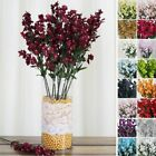 12 bushes BABY BREATH Silk FILLER FLOWERS for Wedding Centerpieces Arrangements