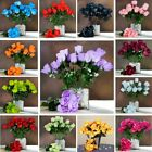 72 bushes - 504 Silk BUDS ROSES Wedding FLOWERS Bouquets Supply for Centerpieces