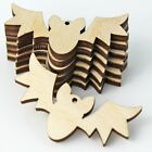 Halloween Bat Bats Unfinished Wood Cutouts Earrings Jewelry Blanks ALL SIZES