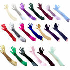 Kyпить Women's Satin Long Gloves Opera Wedding Bridal Evening Party Prom Costume Gloves на еВаy.соm