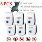 Купить Lot Electronic Ultrasonic Pest Reject Mosquito Cockroach Mouse Killer Repeller