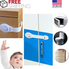 Baby Infant Child Safety Locks Latch Cabinet Door Drawers Cupboard Kitchen Proof