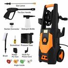 Best Pressure Washers With Autos - 3500PSI 2.8GPM Electric Pressure Washer Power Auto Water Review