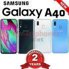 Samsung Galaxy A40 Sm-a405f 64gb 2019 4g Lte Dual Sim Unlocked Phone Brand New