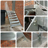 More images of 3m high (1000) | Domestic staircase | workshop staircase | Mezzanine staircase |