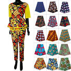 6 Yards 100 Cotton African Prints Fabric Double Side Printed Ankara Fabric
