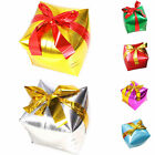 Gift Box Cube Foil Balloons Wedding Birthday Party Balloon Christmas Decoration