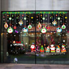 Snowflake Stickers Christmas Door Window Decoration Sticker Glass Wall Stickers